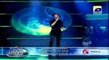 "Pakistan Idol Episode 15, Umer Aftab ""Khamaaj"" Pakistan Idol Gala Round 24 January 2014"