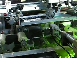 Three Color Automatic Screen Printing Machine  Only USD50000 per set