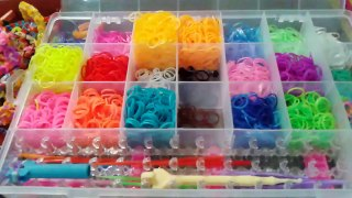 Loom bands Parte 2 ☆★☆