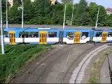 Tramvaje Ostrava - výluka 12. 5. 2007