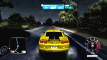 Gameplay - Test Drive Unlimited 2 de Camaro SS e depois Bugatti Veyron 16.4.