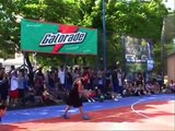 Slam dunk contest - Sport Arena Streetball 2006