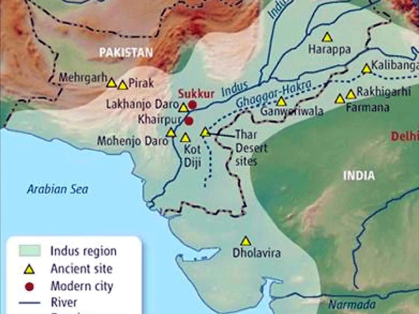 Indus valley Civilization - video dailymotion