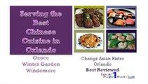 Best Chinese Cuisine Orlando FL | Cheng's Asian Bistro | Best Chinese Restaurant Orlando