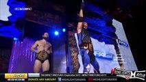 TNA iMPACT WRESTLING 9 September 2015 Highlights - impact wrestling 9-9-15 highlights -