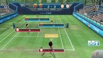 Fail: Wii Sports Club (Retail Edition) Tennis Lag