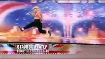 12 funny series funny irish dance at britains got talent