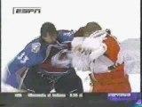 Combat Patrick Roy vs. Osgood