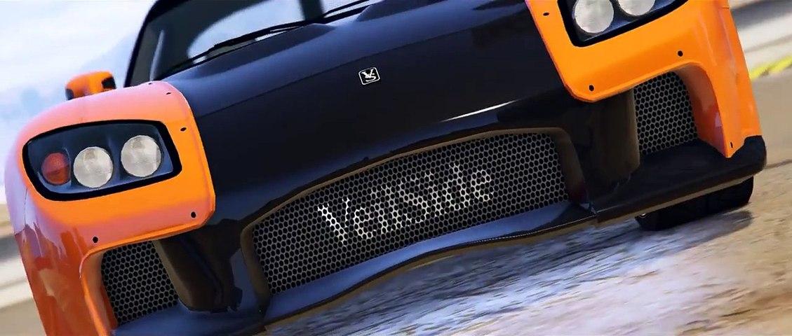 GTA 5 Drifting