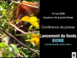 Lancement du fonds Biome [2008]