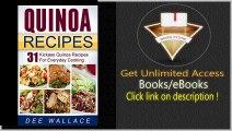Quinoa Recipes 31 kickass quinoa recipes for everyday cooking PDF