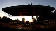 [Driving in Morocco] West Meknes Motorway Exit - Meknes City.