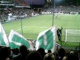 Asse 0-2 Bdx : tifos sud 2eme