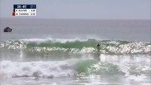 La figure spectaculaire de Kelly Slater en surf