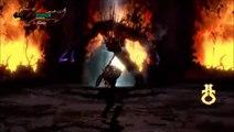 God of War 3 Remastered - battle with Hades Kratos (Kratos vs Hades) splitter 01