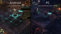AnDOSBox - old PC games on android smartphone (Ufo Enemy