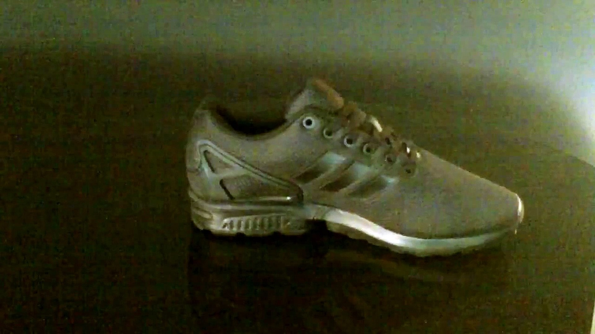 Adidas Adidas ZX Flux Core Black Dark Grey Sneakers AF6404