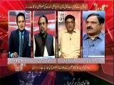 Senator Karim Khawaja blast on Anchor when Anchor telling the reality of Sindh