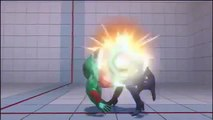 Blanka Bites All Girls Ryona Wild Fang Super Street Fighter 4 AE