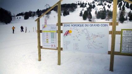 La Maurienne, Je skiffe - Montaimont
