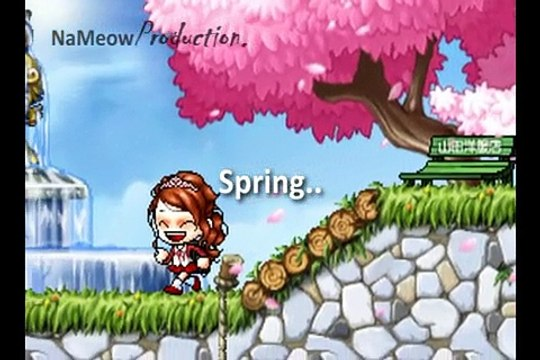 [Maple Love Story Series] Spring Love Part 1