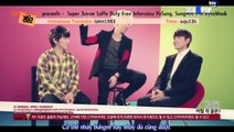 [SuJu Team@360kpop][Vietsub] Super Junior Lotte Duty Free Interview YeSung, SungMin and RyeoWook