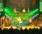 UK B-Boy Championships 2001 - Hungary vs USA Allstars