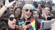 Rita Ora And Other Stars At The Jeremy Scott Runway Show