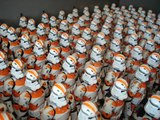 Grand Army of the Republic II  ( Clone Wars ) Clone Troopers