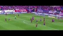 Lionel Messi vs Atletico Madrid - FC Barcelona vs Atletico Madrid [1-2]- 12-09-2015