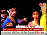 Swara ke Apmaan hone par Sanskar ne lagai Poore Ghar Mein Aag - 14 september 2015 - Swaragini