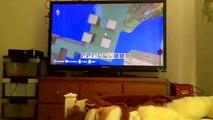 Trolling a 9 year old Minecraft: Xbox 360 Edition