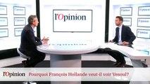 Pourquoi François Hollande veut-il voir Vesoul ?