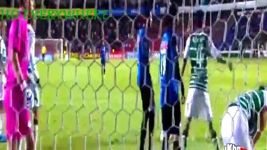 Ronaldinho vs Santos Laguna HD Liga MX 30 01 2015