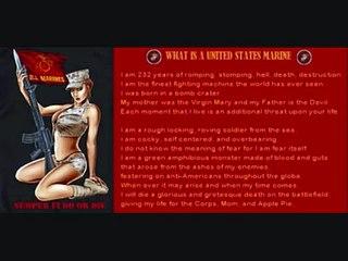 USMC Candences