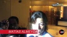 Matías Almeyda se reunió con Néstor de la Torre