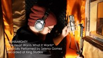 """Selena Gomez - The Heart Wants What It Wants (Punk Goes Pop Style Cover) """"Post-Hardcore"""""""