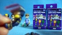Mini Super encore une rose boîte Ouverte ou robot de l'Aéroport de Reno, figures jouet Tobot jouets & unboxing mini Super héros chiffres