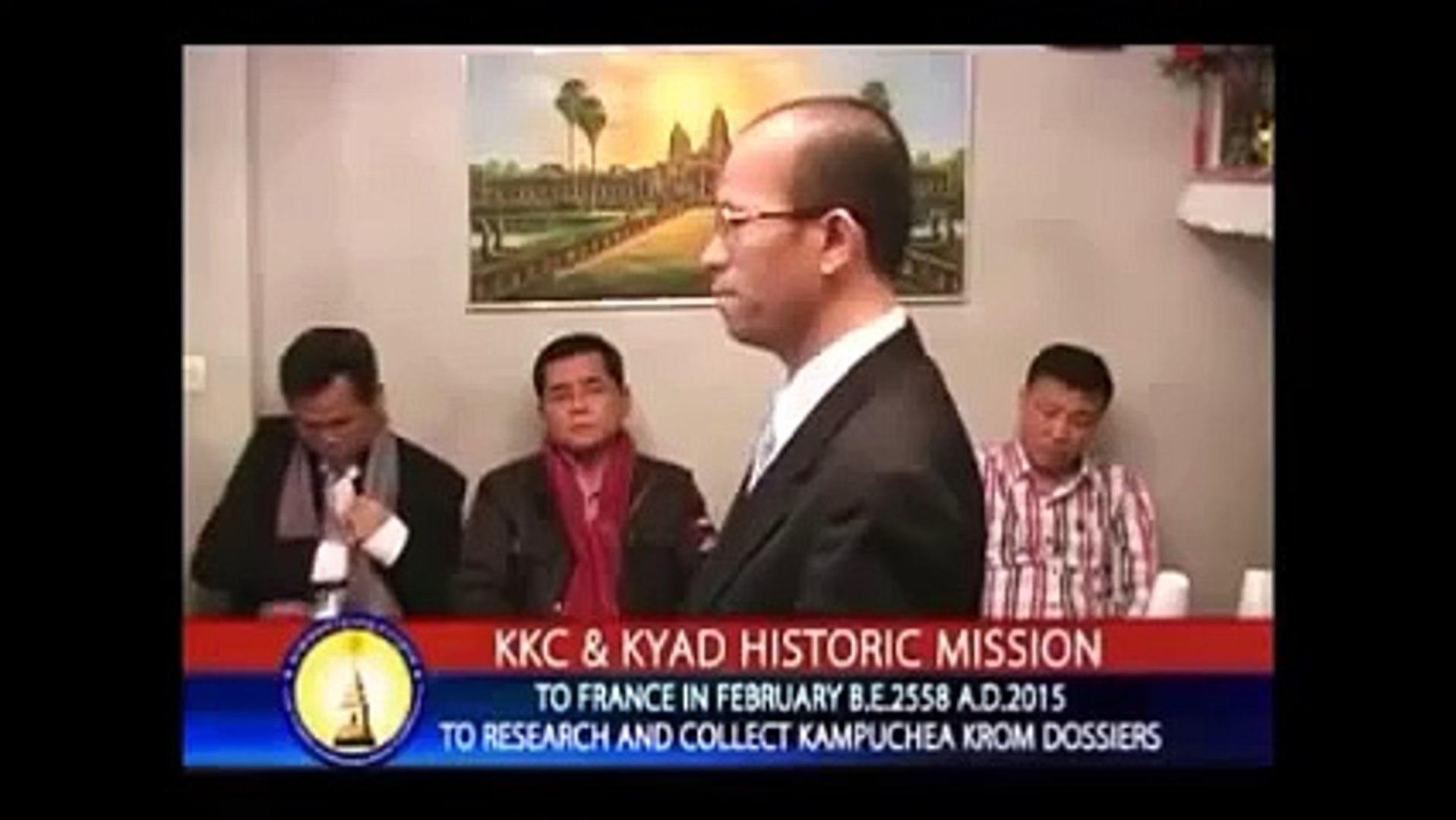 Khmer News TempleNews France 9 13 15 3