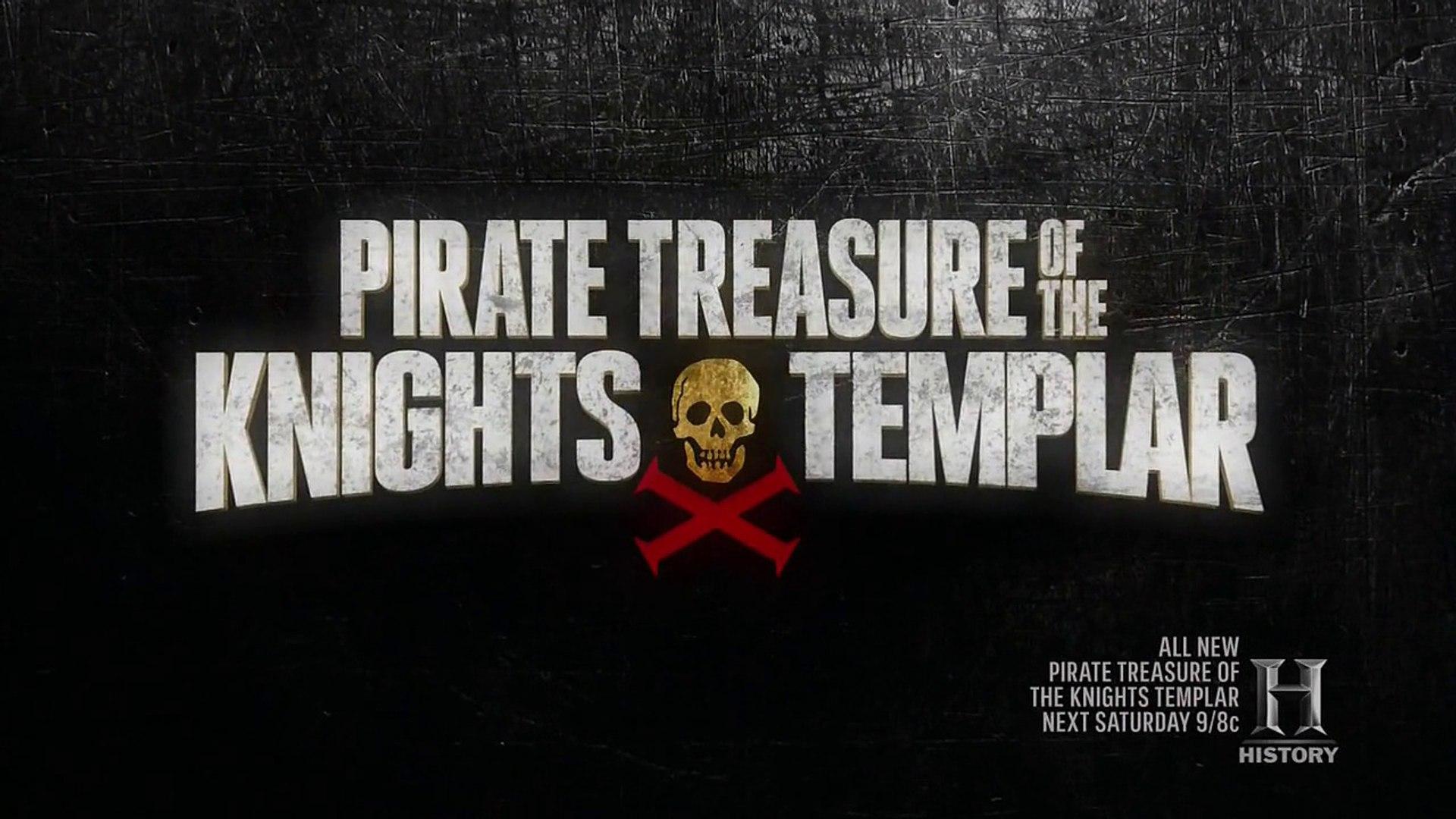 Pirate Treasure of the Knights Templar Season 1 Episode 1 The Templar  Connection 720p HD