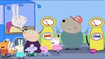Peppa pig Castellano Temporada 4x41 Pedro llega tarde