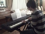 Christina Perri/Glee - Jar of Hearts (Piano Cover by Ryan)