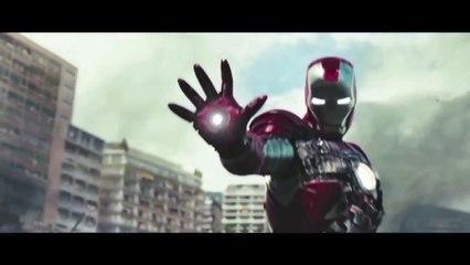 DC Marvel: War of Gods (Fan) Trailer #2