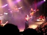 Concert Amel La cigale - it's like that