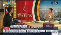 Métiers d'art, Métiers de luxe: Tourneur sur bois - 11/09