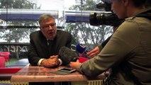 Déplacement d'Alain Vidalies dans le Morbihan consacré à la filière pêche et aux enjeux maritimes