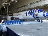 Boeing 747 R2-D2 All Nippon Airways