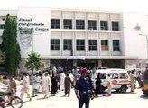 Paramedical Staff on Strike Karachi