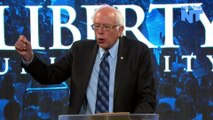 Bernie Sanders Explains His Rational For Speaking At Liberty University