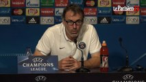 Laurent Blanc : «En championnat, le plus gros concurrent du PSG, c'est le PSG»